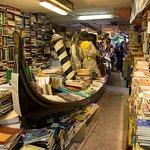 Libreria Acqua Alta Foto