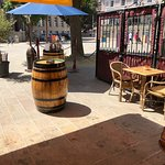 Enjoy Tapas in the sunny Royal Square