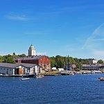 Suomenlinna - гостевая бухта