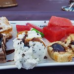Deserts, Watermelon and sweets