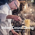 Italian Casual Dining, Section a