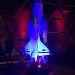Инсталляция. Макет Бурана.