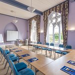 Edmund Sykes Conference Room - capacity 50 pax theatre style