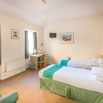 Hinsley Hall has 52 mainly en-suite bedrooms