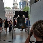 The Liberty Bell for everyone to enjoy