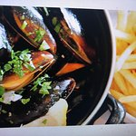 Moules Monday $25 for a kilo add bottle of Sauv Blanc $50 Every Monday !