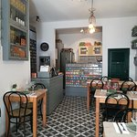 The nicest place in Alfama to eat tapas.