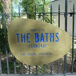 Entrance to The Baths at Clontarf
