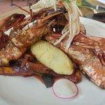 Foto de Ferringhi Garden Restaurant