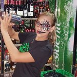 The bar is open... Our Bartender Girls are ready !