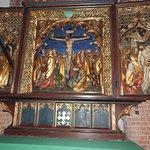Ołtarz Ukrzyżowania wykonany na zlecenie cesarza Wilhelma II
