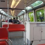 Traveling on monorail