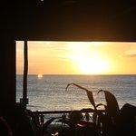 Beautiful sunset from Leilani's