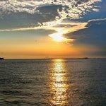 Tai O sunset