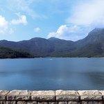 On the way to Tai O (Shek Pik Reservoir)