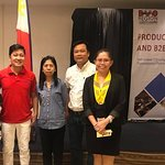 Organising the B2B in Davao with Philippines department of Tourism