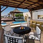 Terrace Moët Chandon Suite