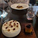 Bread & Butter pudding, A Trifle Cornish