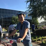 at google office building the technology