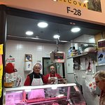 Las mejores carnicerías y recovas en el mercado de Abastos de Chiclana.