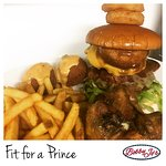 """Royal Wedding Special """"Fit for a Prince"""""""