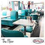 The New Restaurant Floor