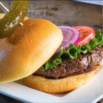 Enjoy $5 Burgers ALL DAY Tuesday Customize it your way!