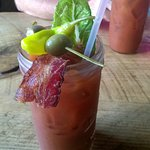 Blue Cheese Bloody Mary