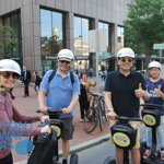 Looking for #fun? We're the one! From #friends to #family, we get it done 😃 #Boston #Segway #To