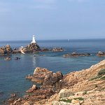 Corbiere Lighthouse (La Corbiere) resmi