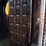 door to temple