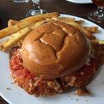 Chicken Parm Sandwich: Great