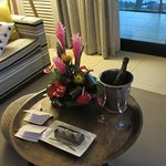 GIFTS FROM HOTEL STAFF