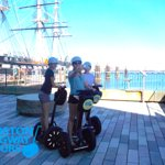 "Get your #Segway #Selfie on w/the ""best way to see the city"" 📷 #Boston #Segway #Tours! www.bost"