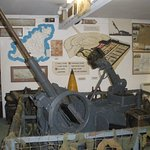 German Flak Gun
