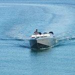 bateau pour les balade en mer