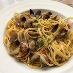Spaghetti and Clams