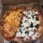 1/2 Chz and 1/2 Margherita