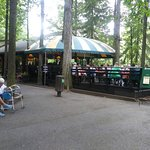 Best Wooded Ice Cream Shop I've EVER Experienced!!