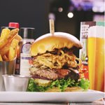 This burger is sure satisfy your tastebuds!