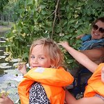 Canoeing with kids
