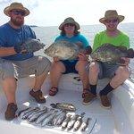 Tripletail Apalachicola, St. George Island, SaltyChartersFlorida.com
