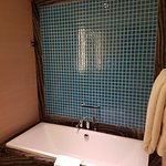 łazienka w pokoju w częśći Bay Club Villas