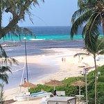 view of Maxweel Beach from Bougainvillea Beach resort