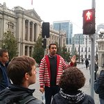 Afternoon tour with Jose Miguel