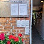 Bild från Gårdens Cafe & Vedugn