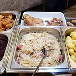 Buffet comidas típicas