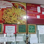 Foto de La Mamma Pastas and Salsas