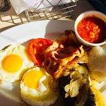 Boerewors breakfast