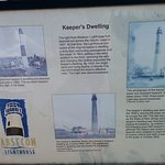 Absecon LightHouse Informational Plaque